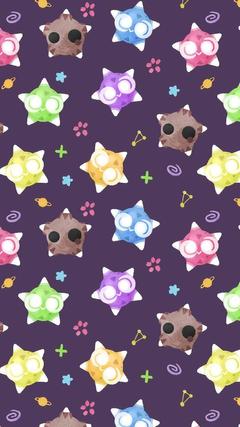 pokemon minior Wallpapers by titanio55