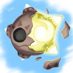 Minior Pokemon Sun Pokemon Moon by tatanRG deviantart on