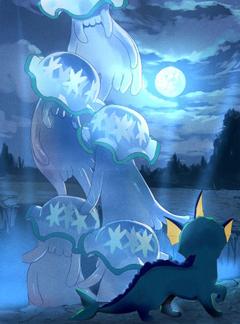 Resultado de imagem para nihilego pokemon