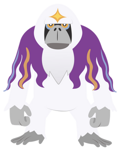 Oranguru by Alexalan