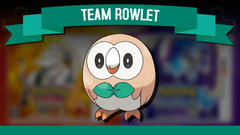 Rowlet spins me right round