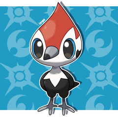 Pikipek a new pokemon in Pokemon Sun and Moon s Alola region