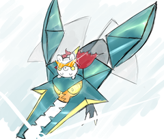 Vikavolt is slower than Grubbin How could they fuck up this