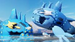 Updated Wishiwashi DL by Tsuna178