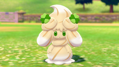 Alcremie is getting 18 different variants in Pokémon Sword and
