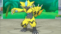 New Pokemon To Be Revealed This Weekend Likely Zeraora