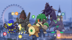 This will be my team in Pokémon Sword I love Obstagoon but