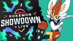 Pokemon Sword Shield Showdown Live COURT CHANGE WITH CINDERACE