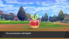 How to evolve Applin into Flapple or Appletun in Pokémon