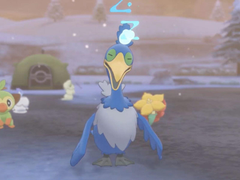 Cramorant s Reveal Confirms that Pokémon Sword and Shield