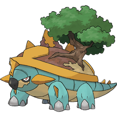 Oh this tree on my GALARIAN Drednaw It s a rare condition