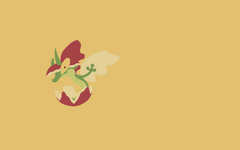 Minimalistic Flapple I made two different versions since I
