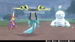 Halfway done with my shiny team PokemonSwordAndShield