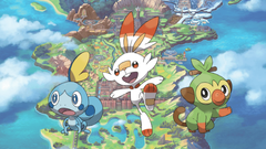 Twitter Reacts to POKÉMON SWORD AND SHIELD s Super Cute New Starter