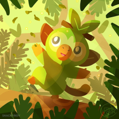 I will do anything for GROOKEY