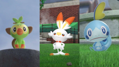 Poll Confirms That Sobble Is The Most Popular Pokémon Sword And