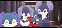 MMD Pokemon Indeedee by kaahgomedl