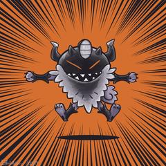 perrserker the rowdy pokemon by infinitebrians on Newgrounds