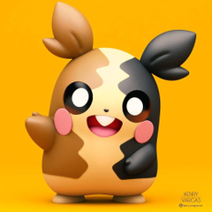 Morpeko The hungry hamster Who s your favorite Pokemon of today s