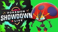 Pokemon Sword Shield Showdown Live FEAR THE ORBEETLE UU