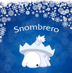 OC I gave Snom Ludicolo s hat pokemon