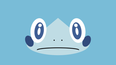 I made a simplistic Sobble backgrounds