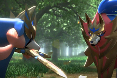 Zacian and Zamazenta are Pokémon Sword and Shield s featured