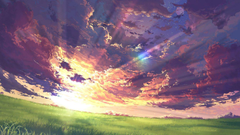 Peaceful Anime Wallpapers