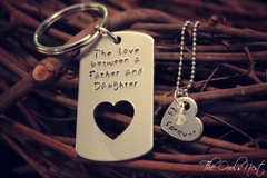 The Love Between A Father And Daughter
