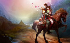 Riding Horse Wallpapers Group
