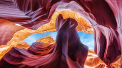 Antelope Canyon Rock Formations Wallpapers