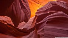 Lower Antelope Canyon 4K HD Desktop Wallpapers for 4K Ultra HD TV