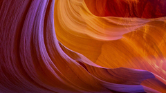 Nature canyon Antelope Canyon rock formations wallpapers