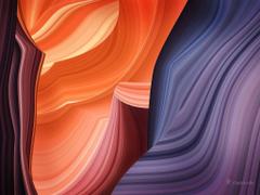 Lower Antelope canyon Desktop wallpapers Vladstudio