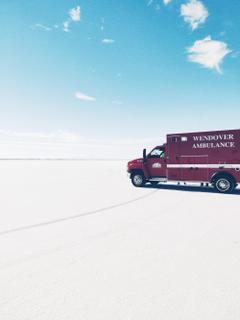 Bonneville Salt Flats International Speedway Wendover United