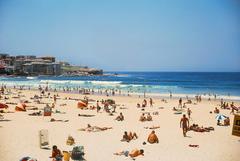 Bondi Beach in Sydney New South Wales HD Wallpapers
