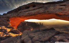 USA Mesa Arch Canyonlands National Park 4K HD Desktop Wallpapers
