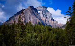 Canadian Rockies Mountains 4K HD Desktop Wallpapers for 4K Ultra