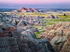 Badlands National Park defies Trump by tweeting facts about