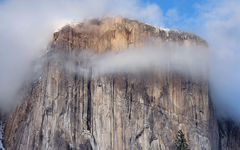 Yosemite Cliff Wallpapers in jpg format for