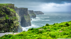 Cliffs of Moher Ireland 4K HD Desktop Wallpapers for 4K Ultra HD