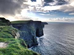 Cliffs of Moher Ireland 4032×3024 OC Uber Wallpapers