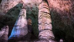 Carlsbad Caverns Timelapse
