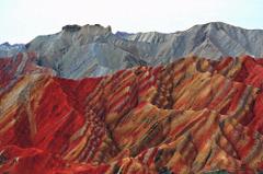 The Dramatic Landscape of China s Gansu Province