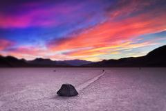 Joe Azure Location Racetrack Playa Death Valley