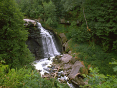 Brandywine Falls Cuyahoga Falls Ohio