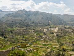 Trekking The Colca Canyon Peru TrekSnappy
