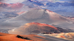 Whatever you decide don t miss the Haleakala volcano Description