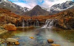 Fairy Pools Isle of Skye HD Wallpapers