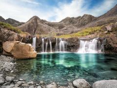 Fairy Pools Isle Of Skye In Scotland Wallpapers Wallpapers13